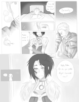 unwavering [cullen/amell comic] P1 by Megami-Yaiba