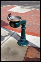 Park-Fountain by halley