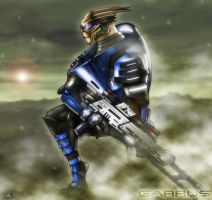 Garrus by CerberusLives