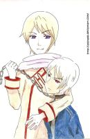 pRussia- Your my slave now by ayana08