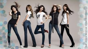 SNSD by Hashinabe