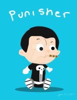 Baby Punisher by Jerickson-abuel