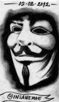 Anonymous by Insanemoe