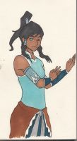 Korra xD by icepisces32