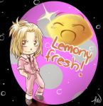 Lemony Fresh by Fuu-kun