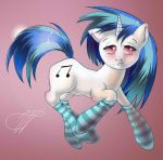 Vinyl Scratch and Her Saucy Socks (w/vid) by Seanachaidh125