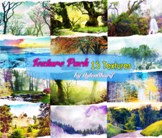 Landscape Texture PACK (1) by AytenSharif11
