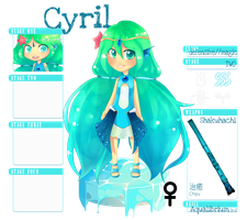 Minispris : CYRIL stage 2 by Chisuimi