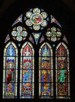 Stained Glass 34 by Lauren-Lee