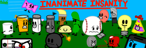 Inanimate Insanity FanArt Contest Entry by Anko6