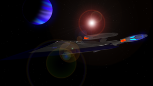 USS Trenalk NCC-1801-F Anterius Class --- by Marksman104