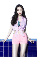 So Hee #5 PNG [RENDER] by KwonLee