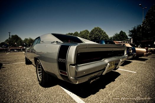 Dodge Charger 1970 by AmericanMuscle