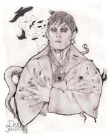 Barnabas Collins Entry 3 by AluminumZombie