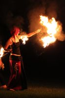 West End Fire Festival III. by DaggerEyes