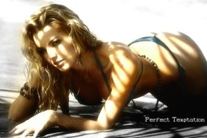 Marjorie de Sousa - Perfect Temptation by askine