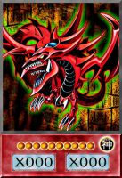 Slifer the Sky Dragon by ALANMAC95