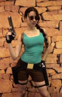 Classic Lara Croft 6 - Igromir'13 by TanyaCroft