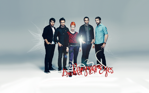 Paramore Wallpaper I by Miss--Nicole