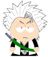 South Park Toshiro by grimmjack