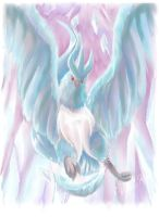 Articuno Speedpaint by UmiKit