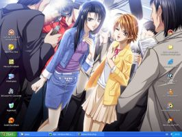 Skip Beat - Desktop 0.5 by Silver-Nightfox
