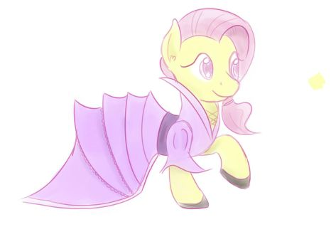 30 minute fluttersketch by hushnowquietnow