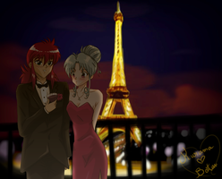 Paris by munraito93