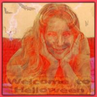 Welcome to Helloween by metamorphacilles