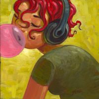 Bubblegum Pop by jasinski