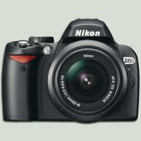 Nikon D60 Icon by Markus-Weldon