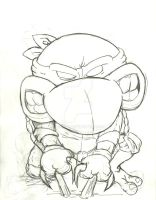 Raph sketch by alllan