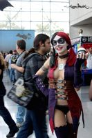Harley Quinn,pleased to meetcha! by Xxros3budxX