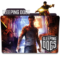 Sleeping Dogs icon by Dincy96