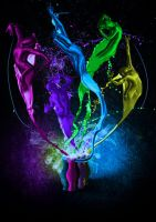 Living Colors by Blanco111
