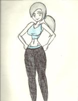Wii Fit Trainer (Remade) by InFAMOUS-Toons