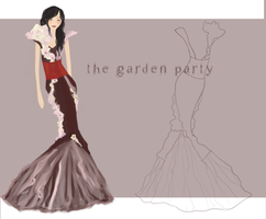 PD Challenge 5 - Garden Party by olivvver