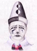 Sad Clown by noot