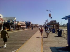 The Real Jersey Boardwalk 2 by redmustang03