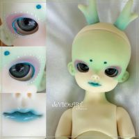 DZ_Dragonbaby face-up by deVIOsART