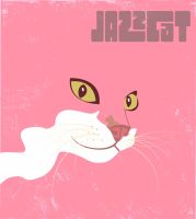 Jazz Cat2 by AbsurdWordPreferred