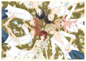 Ouran: Summer Days by cartoongirl7