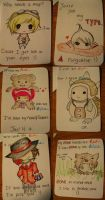 League of Legends V-Day Cards by HAPTIC-Motion