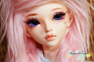 .:.:New Look For Marley:.:. by AzumiXVampire