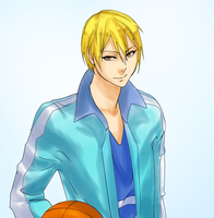 Kise Ryota by LittleChappy