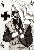 Kakashi From Poster by Scooterek