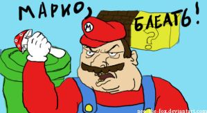 mario, bleat6 by Neo-The-Fox