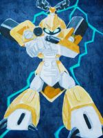 Metabee by ShinigamiLeo