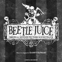 Beetlejuice CD Soundtrack Jacket by TerrysEatsnDawgs