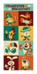 Champions of Breakfast by Montygog